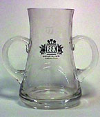 Barbarossa Bräu - Beer mug with 2 handles