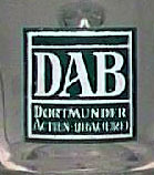 Brewery DAB Germany - Typical logo