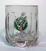 Excellenz Pilsner - Enamelled beer mug