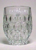 ExtrAlliés - Beer mug - widened glass