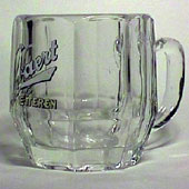 Liebaert - Beer mug with facets