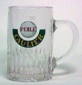 Perle Caulier - Beer mug with handle right