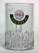 Perle Caulier - Beer mug with handle behind