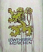 Brewery Löwenbräu München Germany - Yellow lion