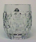 Chasse Royale - Embossed beer mug